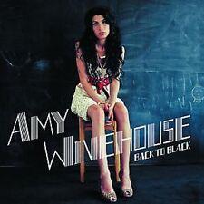 Amy Winehouse - Back to Black Vinyl LP Record (New & Sealed) U.K. Free Postage