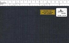 3.5M 702338 SCABAL SUPER 100s WOOL/MOHAIR  MEDIUM GREY STRIPE RRP £392