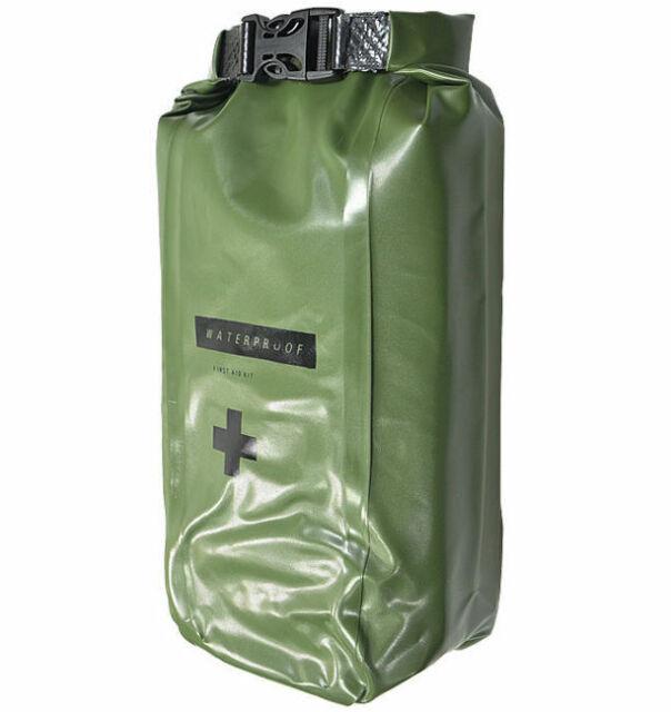 Mil-Tec 50L Waterproof Tearproof DRY BAG SACK Camping Kayak Canoe Fishing Olive