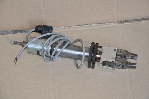 Greifer mit Magnetmotor 24V kein Pneumatik