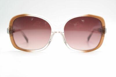 Qualificato More & More 54468 56 [] 17 Marrone Trasparente Ovale Occhiali Da Sole Sunglasses Nuovo-mostra Il Titolo Originale Buono Per L'Energia E La Milza