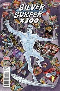 Silver-Surfer-200-VF-NM-Marvel-Comics-Vol-7-Dan-Slott