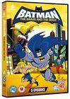 Batman The Brave and The Bold Volume Vol 6 DVD R4