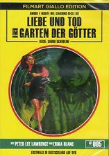 Love and Death in the Garden of the Gods Film Art 1972 Giallo uncut Sauro Scavol