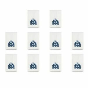 10pcs-set-Vacuum-Cleaner-3D-Dust-Bags-Filters-Replacement-For-Miele-GN-HyClean