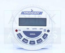 RAVENHEAT RSF 82E 82ET 84E 84ET 100E 100ET BOILER DIGITAL TIMER TM6192