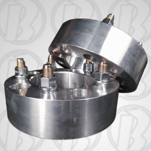 "Dodge Wheel Adapters //1.25/"" Spacers Dakota Durango Ram 5x5.5 to 5x150 USA Made"