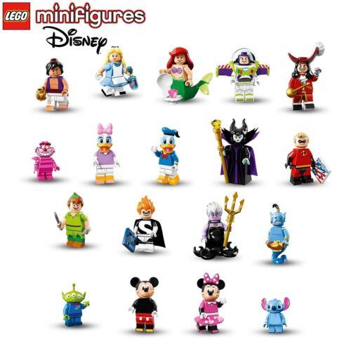 71012 Au Choix Choose Minifig LEGO Figurine Minifigure Serie Disney
