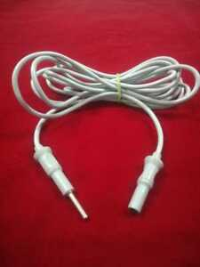 4A-New-Monopolar-Laparoscopy-Cable-Fine-Quality-Set-of-2-Free-Worldwide-Shipping