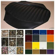 SUZUKI TM-75 TS-75  1974TO 1977  MODEL REPLACEMENT SEAT COVER S48--n7