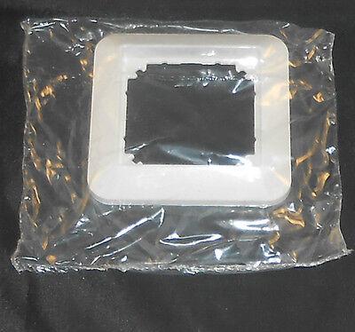 1fach polarweiß glänzend   389119 Merten 1-M-Rahmen