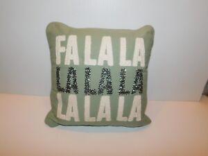 New Pier 1 Imports Falala La La La La La Beaded Throw Pillow Ebay