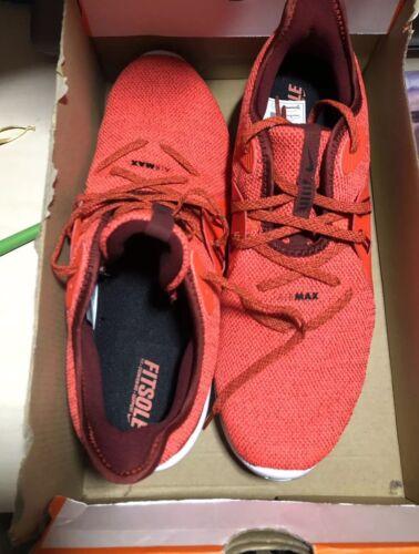 Nike 45 Eu Uk Team Taille Rouge Toute nouvelle 10 3 Sequent authentique Max Air EqfUwq