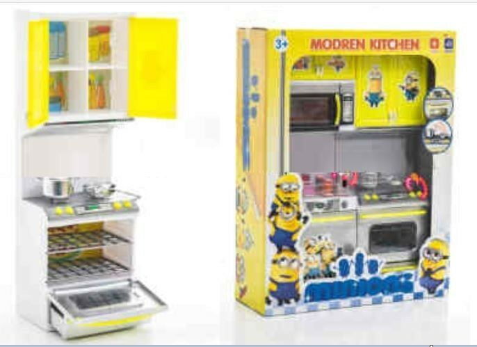 Gift Ideas- Great Toys: Minions Modern Kitchen Sound and Light