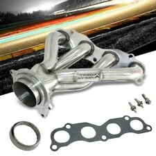 Megan Racing Stainless Steel Exhaust Header Manifold For 06 11 Honda Civic Si