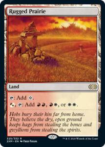 Rugged-Prairie-x1-Magic-the-Gathering-1x-Double-Masters-mtg-card