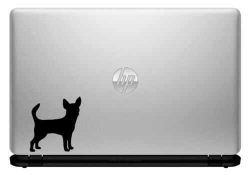 DOG, CANINE, PET, ANIMAL LAPTOP /& MORE CHIHUAHUA VINYL STICKER FOR CAR