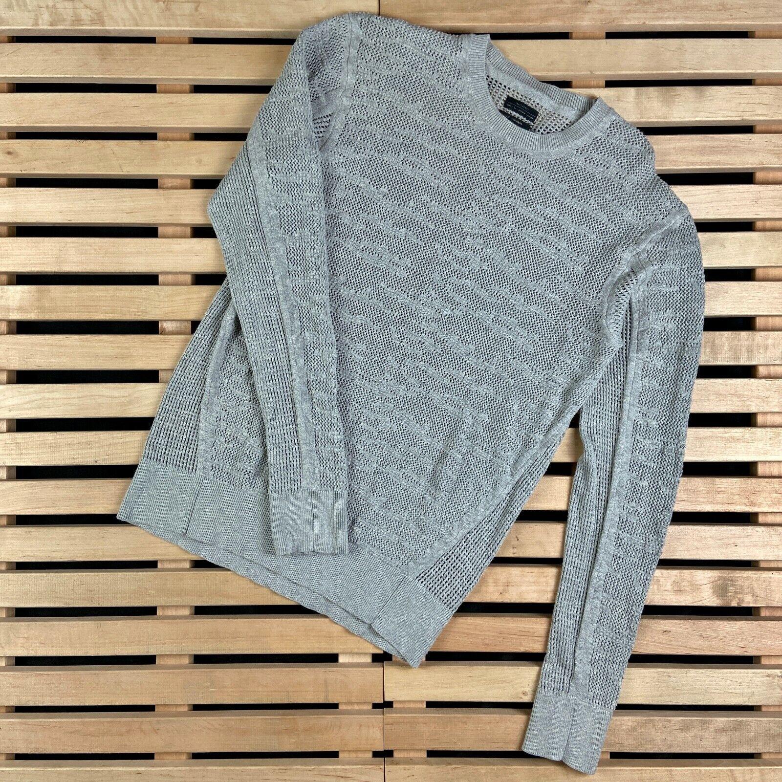 Mens Sweatshirt Allsaints Size M