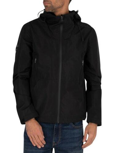 Superdry Men/'s Elite Jacket Black