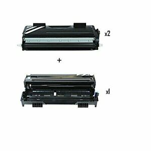 1-Tambour-2xl-Toner-compatible-pour-Brother-Fax-8360p-hl-1430-hl-1440-hl-1450