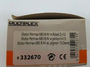 MULTIPLEX 332670  MULTIPLEX MOTOR 680 MAGISTER MPX