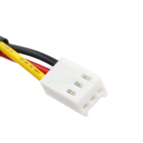 1pc 3pin M//F 30/%-35/% Noise Speed Reduction PC CPU GPU Cooling Fan Resistor Cable