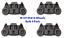 4 Pack W10195416 Whirlpool Dishwasher Wheel Assembly AP5983730 Bulk