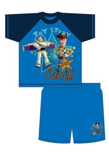 Toy STORY SHORT Pjs Pigiama Pigiama Set Buzz Woody Sleepwear