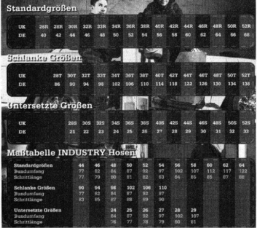 DICKIES WD1693 Herren Jeans Arbeitshose Berufshose Freizeithose Landwirtschaft