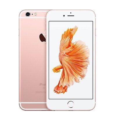 "Apple iPhone 6S 64GB ""Factory Unlocked"" 4G LTE 12MP Camera iOS Smartphone"