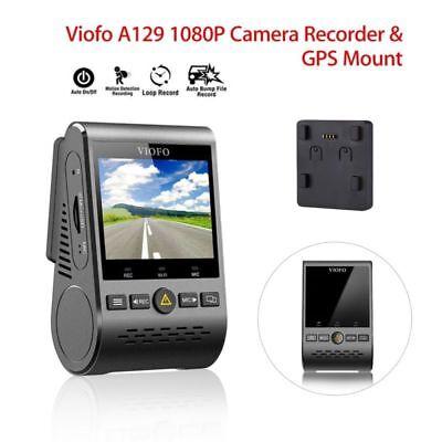 "2/"" Screen HD Viofo A129 WiFi Mini Car DVR Camera+GPS Logger IR Motion Detection"