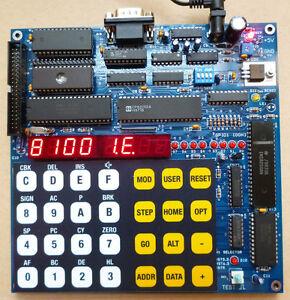 8085-Microprocessor-Kit