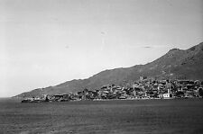 TURQUIE c. 1960 - Village  Dardanelles Mer de Mamara  - Négatif 8,5 x 6 - Tur 32