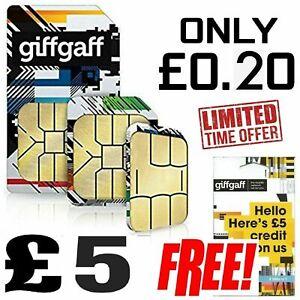 Giffgaff-Giff-Gaff-SIM-Card-for-Tracker-Smart-watch-GSM-2G-Pet-Elderly-New