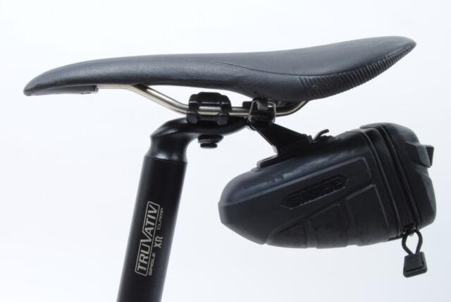 Bikase Wasp Bicycle Under Seat Bag Bike Saddle W Quick Release