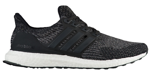 Adidas Ultra Boost 3.0 Core Black With Utility Black S80731 Mens