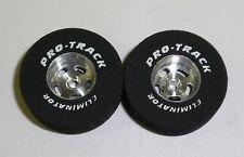 """Pro Track 3/32"""" x 1"""" x .300"""" wd. """"TQ Custom"""" Drag 1/24 Slot Car Tire"""