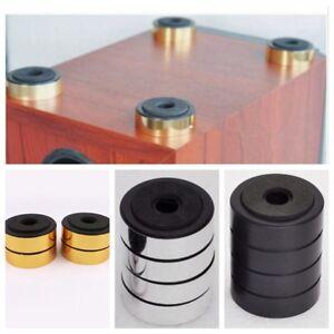 4pcs-48mm-Amplifier-Speaker-Isolation-Feet-Mats-HiFi-Stand-Pad-Audio-Equipment