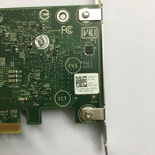 Dell PERC H330 8PORT SAS//SATA 6//12GB PCI-E MY-04Y5H1 RAID JBOD Controller raid