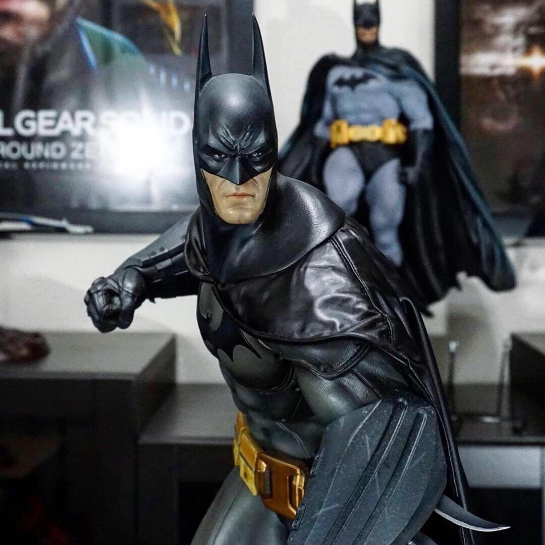Sideshow BATMAN Arkham Knight Exclusive Statue Figure DC