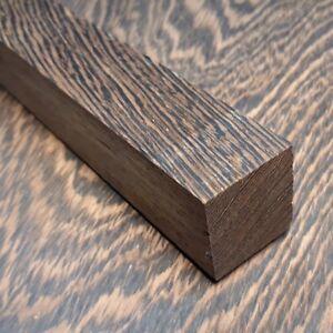 Block Of Wenge Wood For Knife Handle Making Blanks Crafts