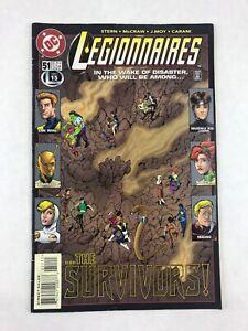 Legionnaires-51-August-1997-Comic-Book-DC-Comics