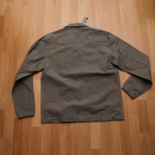 Klas M Jeans sable Entraîneur Veste Dogtooth Noir Jacke Neu Nudie wIqp66
