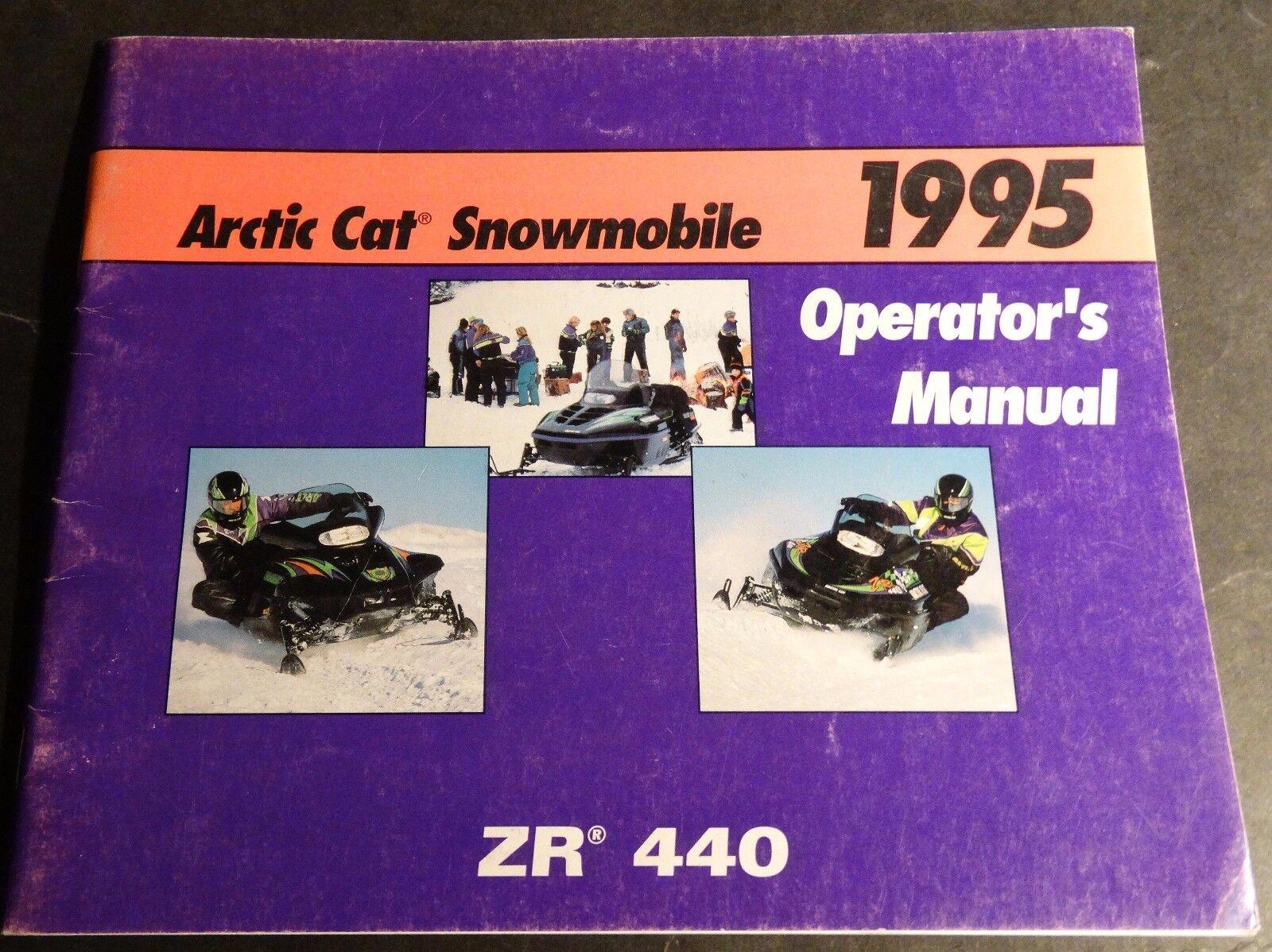 1995 Arctic Cat 440 Wiring Diagram Electrical Diagrams Zl Snowmobile Zr Operators Manual P N 2255 208 482 1999 500