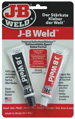 Kleber Unter Der Voraussetzung Jb Weld Der Stärkste Kleber J-b Kaltschweiß Alleskleber Hitzebeständig Bis 300°c