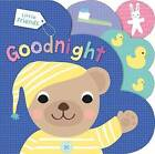 Little Friends: Goodnight by Roger Priddy (Board book, 2016)
