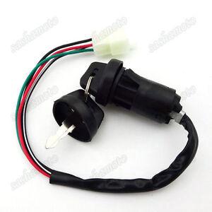 4-Wire-Ignition-Key-Switch-For-50cc-70-90-110-125cc-ATV-Go-Kart-TAOTAO-Dirt-Bike