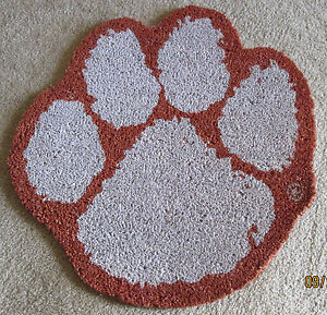25-034-x-25-034-CLEMSON-TIGER-PAW-Heavy-Duty-Outdoor-Coir-Mat-NCAA-Licensed-Product