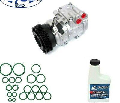 A//C Compressor Fits Hyundai Tucson Kia Sportage 2005-2009 OEM 10PA17C 97374
