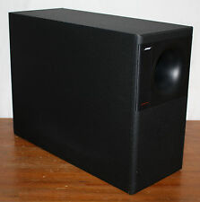 Bose Acoustimass 5 Series II Subwoofer ONLY, Passive Black Speaker, 10W-200W